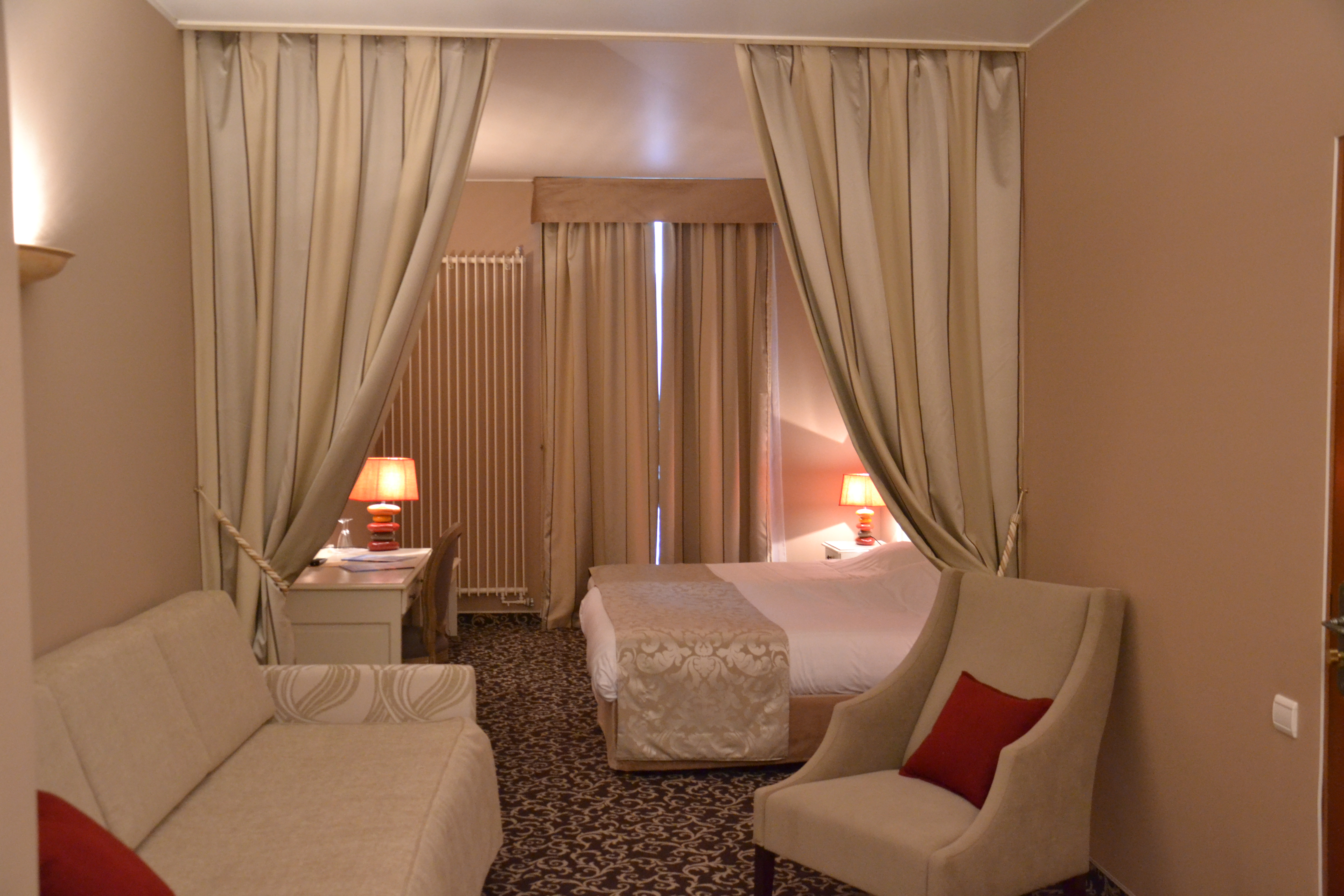 Chambre luxe hotel ~ lombards for .